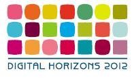 Digital Horizons 2012 logo