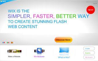 Make Sport Fun: wix com for easy websites